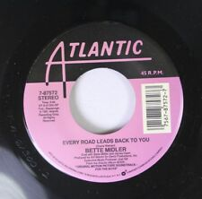 Pop 45 Bette Midler - Every Road Leads Back To You / I Remember You/Dixie'S Drea