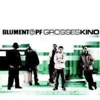 "BLUMENTOPF ""GROSSES KINO"" CD NEU"