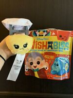 Wishables Disneyland 65th - Skyway Bucket Yellow Variant Rare Plush CHASE