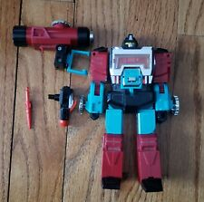 Perceptor * Near Complete 1985 Vintage G1 Transformers Microscope Action Figure