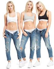 Women Ladies Yoga Cotton Underwear Sports Bra Bikini Women Bralette Thong Sets