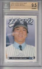 2003 Upper Deck MVP Card #141 Hideki Matsui YANKEES Z18349 - BVG GemMt 9.5