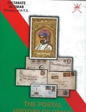 Sultanate of Oman  - The Postal History of Oman 1856 - 1985