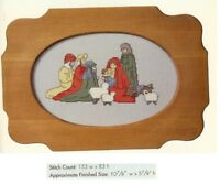 NATIVITY  -  CROSS STITCH PATTERN ONLY HM - ERYA