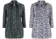 Unbranded Women's Floral Cotton Tops & Shirts