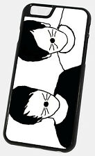 DAN AND PHIL CAT  VLOGGERS UTUBE PHONE CASE FITS ALL APPLE IPHONE MODELS