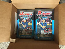 2003 BOWMAN DRAFT PICKS & PROSPECTS BASEBALL FACTORY SEALED HOBBY BOX