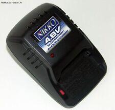 NIKKO  chargeur de batterie  4.8v  modèle 1461  NICd battery   5.8VDC  180mA