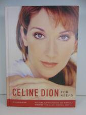 Celine Dion For Keeps Hb Book by Jenna Glatzer Book