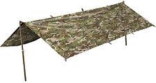 Kombat BTP Army Basha Shelter / Bivi compliments MTP / Multicam 250 x 170