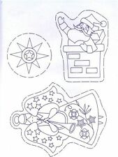 Christmas and Holidays Other Hand Embroidery Patterns & Instructional Media