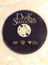 Dark Shadows (DVD, 2012) Disc Only