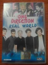 DVD ONE DIRECTION REAL WORLD  NUOVO