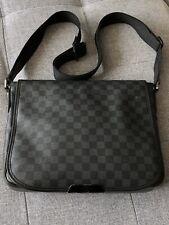 Louis Vuitton Graphite Mens Messenger / Shoulder Bag