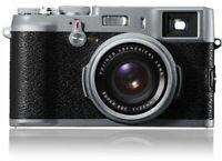 Fujifilm Digital Camera Finepix X100 1230 Megapixel F Fx-X100