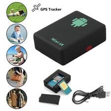Mini Global Locator Realtime Car Bike Kid Pet GSM/GPRS/GPS Tracker w/ SOS Button