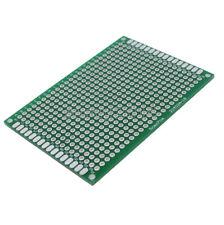 Double Side Prototype PCB Tinned Universal Breadboard 5x7cm 50mmx70mm FR4