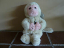Coca-Cola 1999 Beanie Plush KEY KEY SNOW MONKEY -JAPAN Soft Toy- Rare Vintage