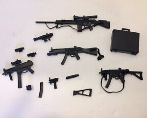 """1:6 INTOYZ ?  lot Weapons for 12"""" Figures , set , Nice Quality"""