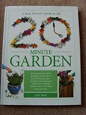 A Busy Persons Guide to the 20 Minute Garden, Page, Gill, Used; Good Book