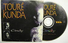 "TOURE KUNDA ""CINDY"" - MAXI CD MCD"