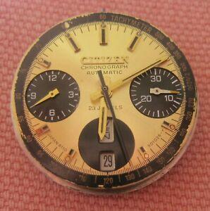 CITIZEN   8110A MOVEMENT , working ,balance wheel move freely ( brad pitt dial )