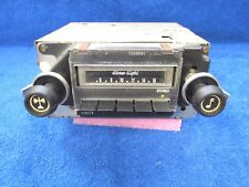 1971-1975 CHEVY OLDS  IMPALA CAPRICE AM RADIO STEREO EIGHT 8 TRACK PLAYER 1117