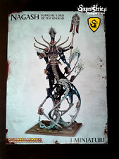 Unstopable Nagash and his Guard - Games Workshop miniatures Original