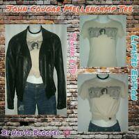 Trunk LTD John Cougar Mellencamp Uh Huh Tee Shirt Rare Limited Edition 80's Sz S