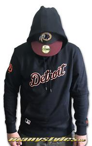 New Era Apparel DETROIT TIGERS MLB Team Apparel Hoody Sweatshirt KapuzenSweater