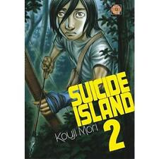 SUICIDE ISLAND 2 - MANGA GOEN EDIZIONI - NUOVO