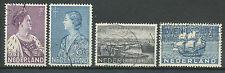 Nederland  265 - 268 gebruikt (1)