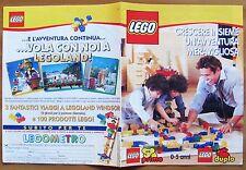 CATALOGO LEGO PRIMO e DUPLO - Ed. Gruppo Lego, 1999 - 24 pagine  a colori_NUOVO*