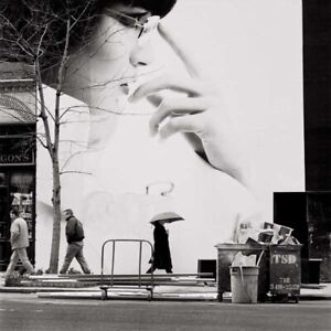 Wouter Deruytter, Billboards NY (Mad Ave + 71st), 2004   Signed and numbered Pho