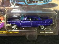 Johnny Lightning Frightning Lightnings Bellfry Blue Plymouth Fury Christine