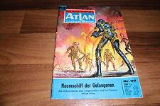 ATLAN  # 38 -- RAUMSCHIFF der GEFANGENEN // Perry Rhodan Red. / 1. Auflage 1971