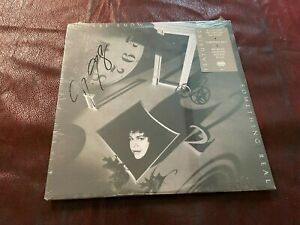1989 PHOEBE SNOW Something Real w/ Hype LP Record SEALED