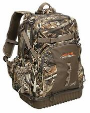 Duck Hunting Daypack Blind Bag Backpack Rucksack Camping Hiking Travel Camo Hunt