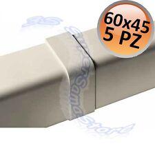 3S GIUNTO COPERCHIO CANALINA 60x45 CONDIZIONATORE 5 PZ