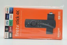Amazon Fire TV Stick 4K & Alexa Voice Remote Streaming FACTORY SEALED