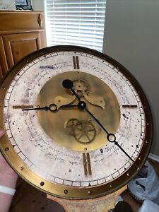Timeworks Inc. Wall Clock Vintage Authentic