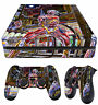PS4 Slim Skin Iron Maiden Somewhere In Time Cyborg Eddie + Pad Decals Vinyl Laid