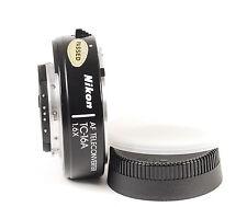 Nikon TC-16A autofocus Téléconvertisseur Objectif 1.6x (1737)