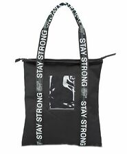 GEORGE GINA & LUCY Nylon Roots Flightbag Schultertasche Tasche Black Strong