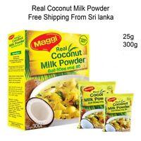 Real Coconut Milk Powder Ceylon From Nestle Maggi Brand Free Shipping