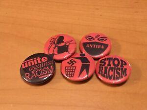 Stop Racism Badges