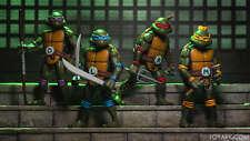 Nickelodeon Teenage Mutant Ninja Turtles Action Figures por NECA