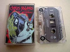 CHRIS POLAND | Return to Metalopolis | 1990 Enigma | Megadeath | Cassette Tape