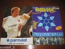 RIVISTA CALCIO PARMA LOOK 1993/9=TROFEO PARMALAT=BOCA JUNIORS=PENAROL=PALMEIRAS=