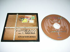 MURCIELAGO feat. C. KASHALA - LO''S AMERICANOS * 2 track CD SINGLE 2000 *